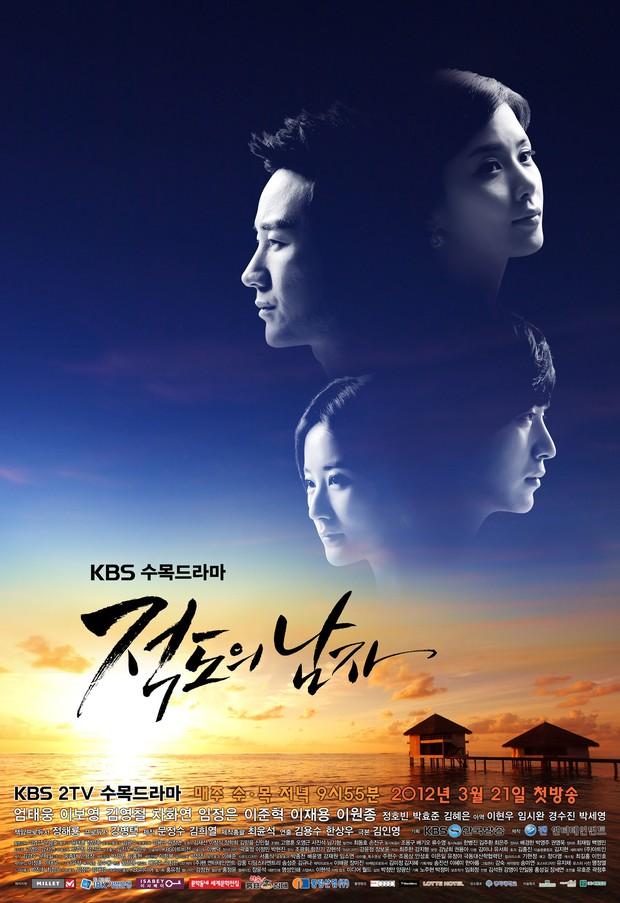 10 phim truyền hình Hàn Quốc có poster í ẹ khó tin, trong số đó có cả phim rất đình đám - Ảnh 11.