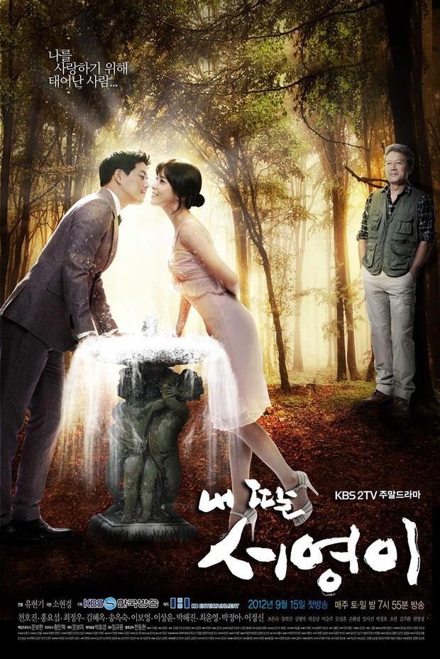 10 phim truyền hình Hàn Quốc có poster í ẹ khó tin, trong số đó có cả phim rất đình đám - Ảnh 13.