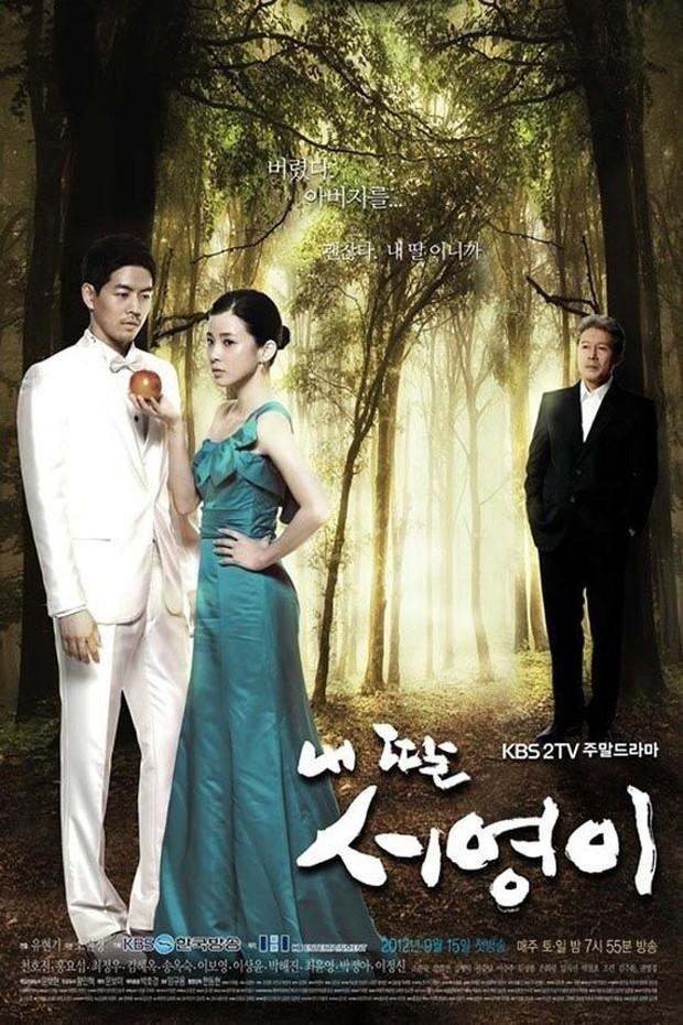 10 phim truyền hình Hàn Quốc có poster í ẹ khó tin, trong số đó có cả phim rất đình đám - Ảnh 14.