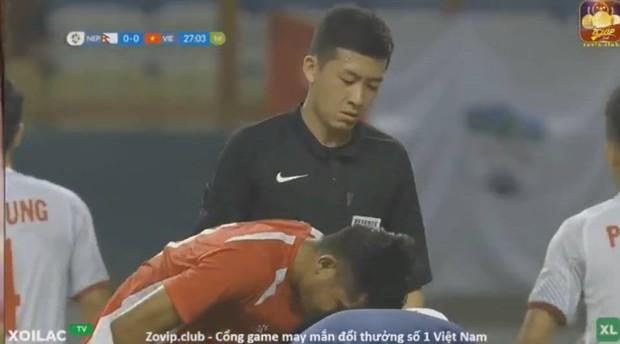 Info trọng tài người Trung Quốc đẹp trai nhất trận Việt Nam - Bahrain tối qua - Ảnh 7.