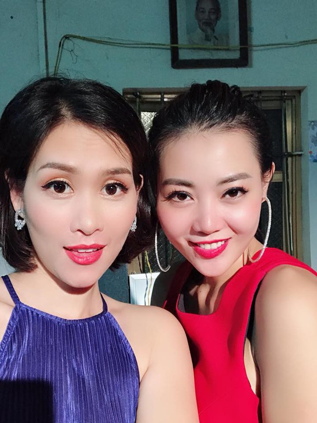 Chị Nguyệt bầu trời check-in cùng dàn diễn viên Quỳnh Búp Bê, fan nghi vấn vào vai đối thủ của Lan má mì - Ảnh 5.