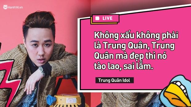 Sao Vs Antifan: Phản ứng không ngờ của Trung Quân Idol khi bị nói nghệ sĩ chỉ biết sân si, nên đi chuyển giới để đẹp như Hương Giang - Ảnh 1.