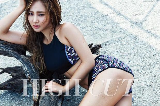 Tìm ra mỹ nhân sở hữu body đỉnh đến mức lọt top 3 hot nhất nhà SM, thậm chí còn có thể so với Yuri và Krystal? - Ảnh 9.
