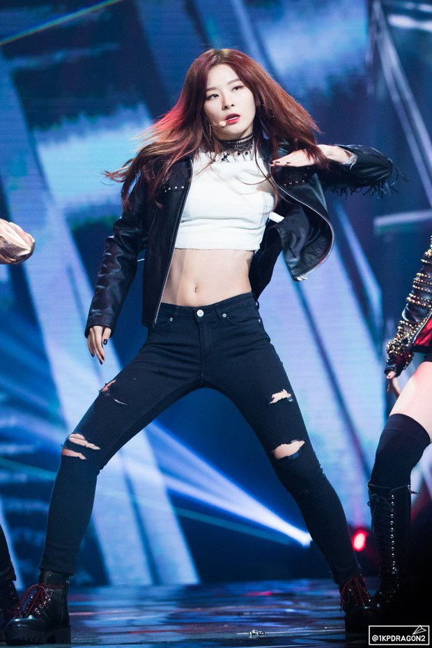 Tìm ra mỹ nhân sở hữu body đỉnh đến mức lọt top 3 hot nhất nhà SM, thậm chí còn có thể so với Yuri và Krystal? - Ảnh 5.