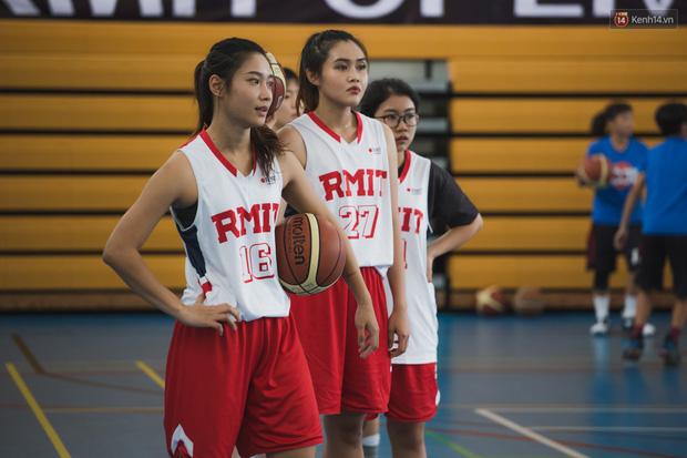 CLB bóng rổ - hội nhóm hot nhất trường RMIT quy tụ cả dàn trai xinh, gái đẹp cool ngầu hết nấc! - Ảnh 11.