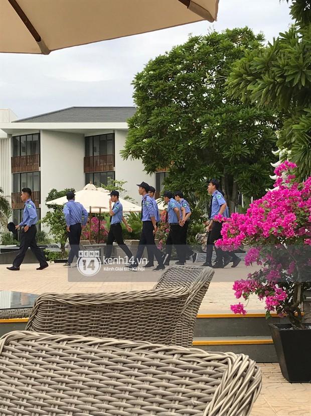 An ninh cực nghiêm ngặt, mọi hình ảnh trong lễ đính hôn của Nhã Phương - Trường Giang không thể lọt ra ngoài - Ảnh 2.