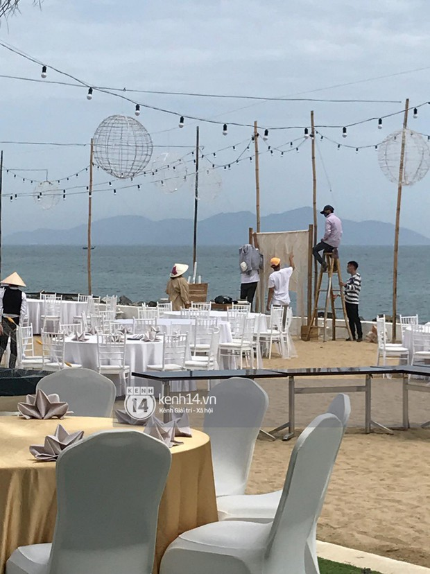 Nhã Phương Trường Giang: Loạt ảnh nơi tổ chức lễ đính hôn Nhã Phương - Ảnh 4.
