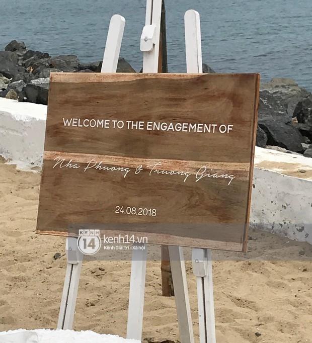 Nhã Phương Trường Giang: Loạt ảnh nơi tổ chức lễ đính hôn Nhã Phương - Ảnh 1.