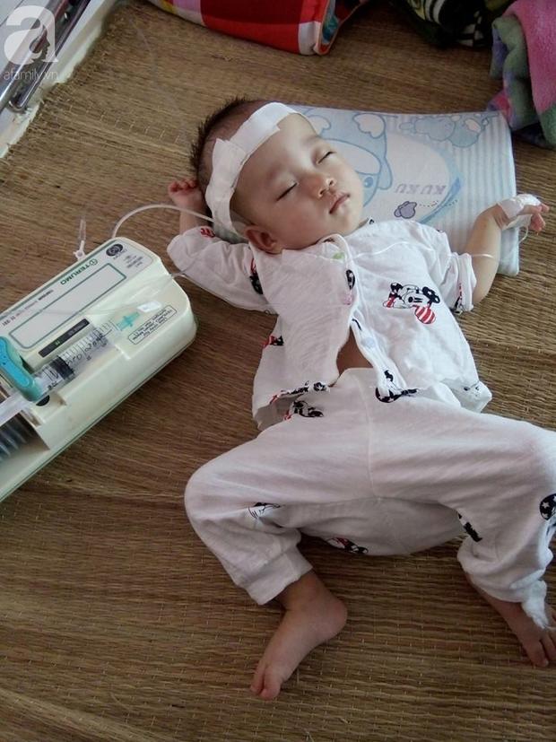 Cha nghèo tha hương cứu con gái 14 tháng tuổi nằm viện từ lúc lọt lòng vì căn bệnh quái ác - Ảnh 6.