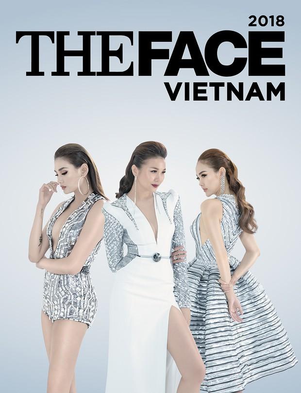 The Face tung poster quảng bá: Minh Hằng lại gây tranh cãi, lỗi photoshop bị lộ - Ảnh 1.