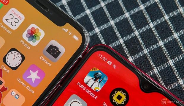 So sánh giọt nước OPPO F9 với tai thỏ iPhone X: Nhỏ hơn thôi là đẹp rồi - Ảnh 2.
