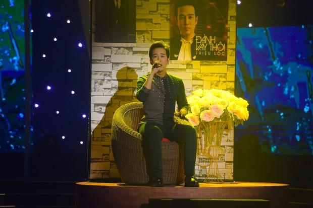 Ca sĩ Triệu Lộc ẵm 150 triệu đồng khi lên ngôi Quán quân Sao nối ngôi mùa 3 - Ảnh 4.