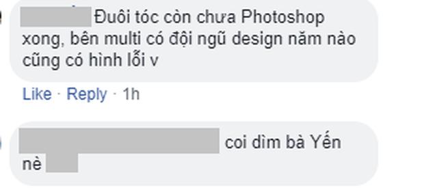 The Face tung poster quảng bá: Minh Hằng lại gây tranh cãi, lỗi photoshop bị lộ - Ảnh 11.
