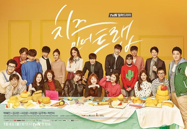 Top 6 phim truyền hình Hàn sở hữu bộ poster đẹp muốn xỉu, ngắm sướng con mắt - Ảnh 14.