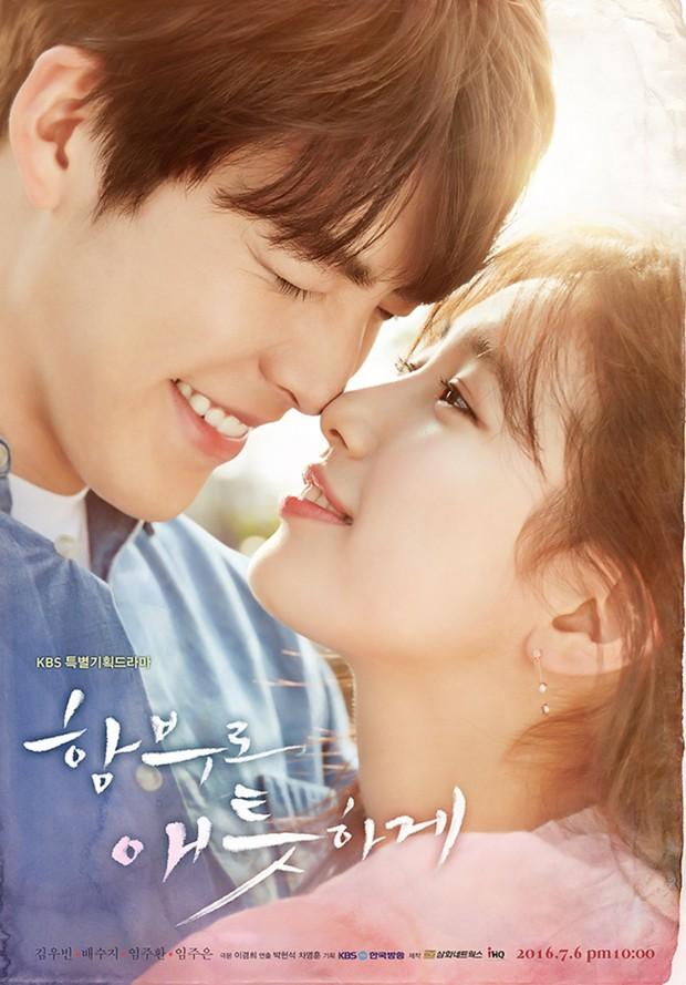 Top 6 phim truyền hình Hàn sở hữu bộ poster đẹp muốn xỉu, ngắm sướng con mắt - Ảnh 1.