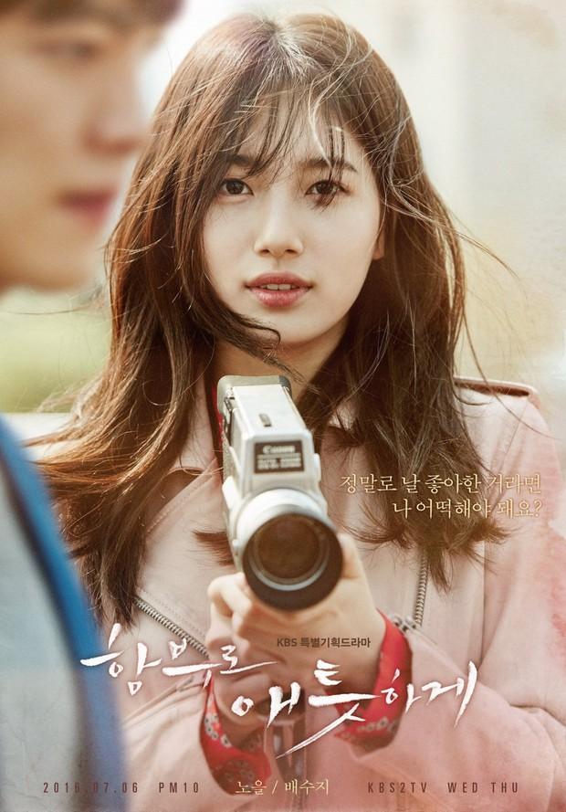 Top 6 phim truyền hình Hàn sở hữu bộ poster đẹp muốn xỉu, ngắm sướng con mắt - Ảnh 2.