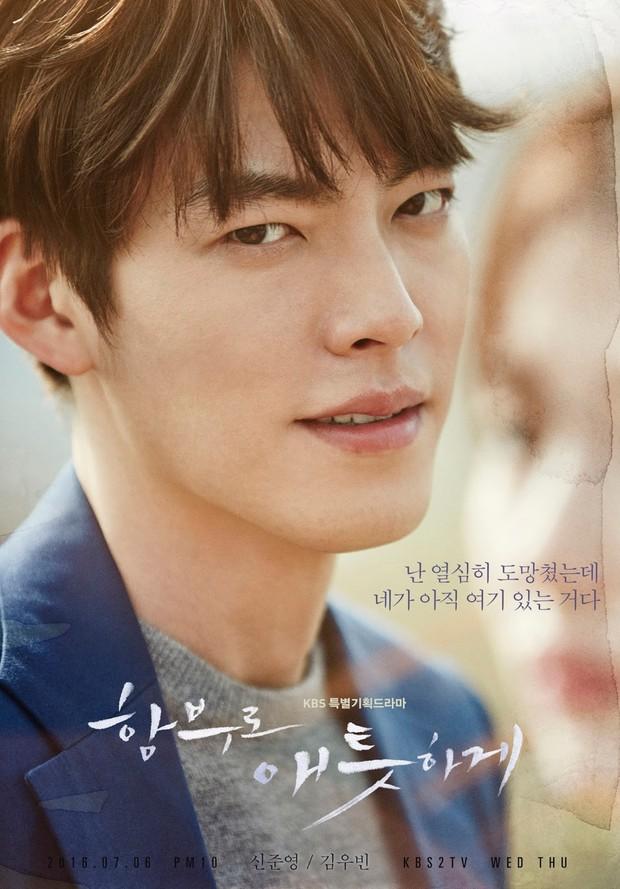 Top 6 phim truyền hình Hàn sở hữu bộ poster đẹp muốn xỉu, ngắm sướng con mắt - Ảnh 3.