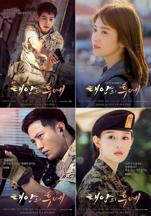 Top 6 phim truyền hình Hàn sở hữu bộ poster đẹp muốn xỉu, ngắm sướng con mắt - Ảnh 11.