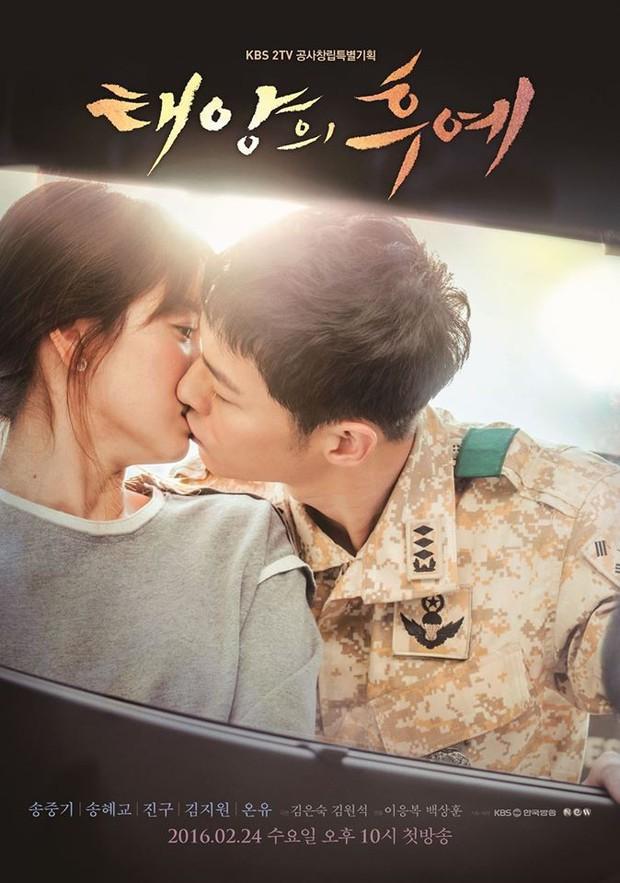 Top 6 phim truyền hình Hàn sở hữu bộ poster đẹp muốn xỉu, ngắm sướng con mắt - Ảnh 10.
