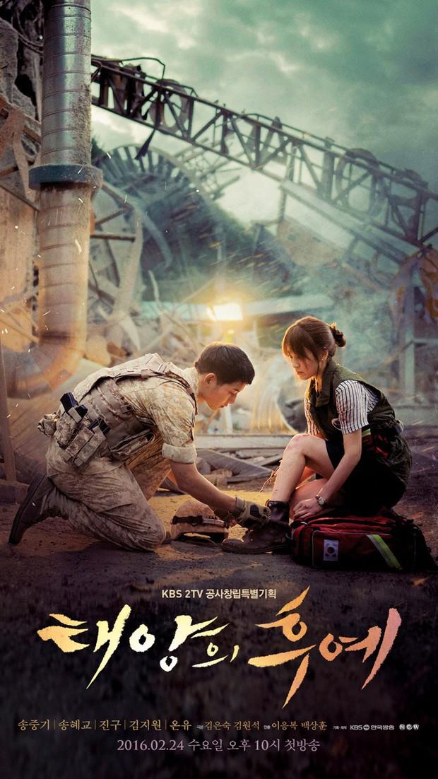 Top 6 phim truyền hình Hàn sở hữu bộ poster đẹp muốn xỉu, ngắm sướng con mắt - Ảnh 9.