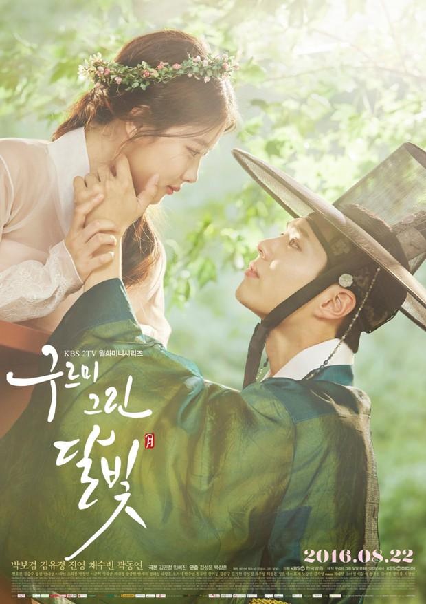 Top 6 phim truyền hình Hàn sở hữu bộ poster đẹp muốn xỉu, ngắm sướng con mắt - Ảnh 21.