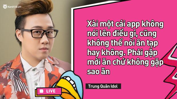 Sao Vs Antifan: Phản ứng không ngờ của Trung Quân Idol khi bị nói nghệ sĩ chỉ biết sân si, nên đi chuyển giới để đẹp như Hương Giang - Ảnh 3.