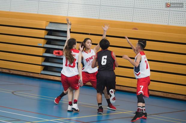 CLB bóng rổ - hội nhóm hot nhất trường RMIT quy tụ cả dàn trai xinh, gái đẹp cool ngầu hết nấc! - Ảnh 13.
