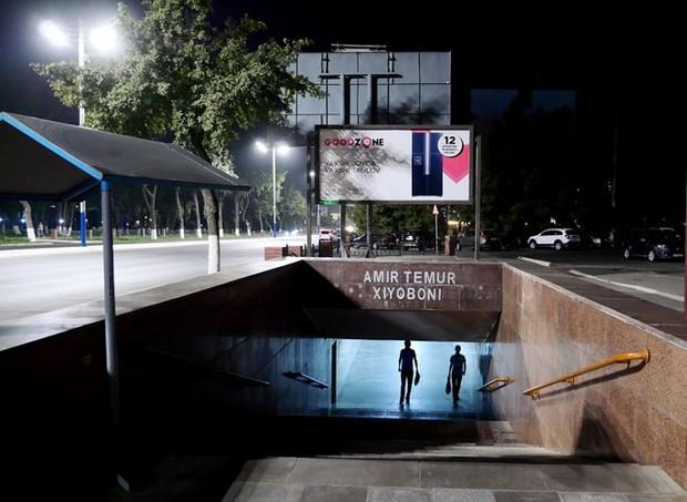 Ảnh: Khám phá ga tàu điện ngầm chống bom hạt nhân bí mật ở Uzbekistan - Ảnh 18.