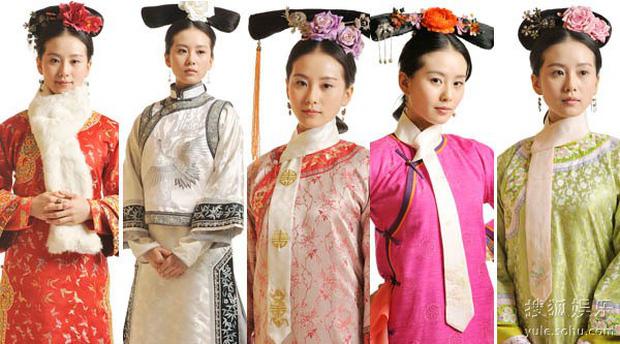 """Top 7 mỹ nhân thời Thanh trên truyền hình Hoa ngữ: """"Hoàng hậu"""" Tần Lam xếp thứ 2, vị trí số 1 khó ai qua mặt - Ảnh 15."""