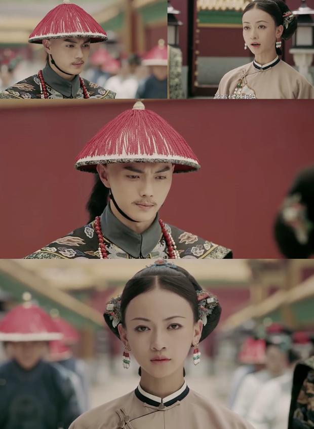 Diên Hi Công Lược tập cuối: Phó Hằng tử trận nơi sa trường, Kế hậu Xa Thi Mạn tự tay cắt đi mái tóc thề - Ảnh 2.