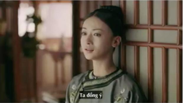 Diên Hi Công Lược tập cuối: Phó Hằng tử trận nơi sa trường, Kế hậu Xa Thi Mạn tự tay cắt đi mái tóc thề - Ảnh 3.
