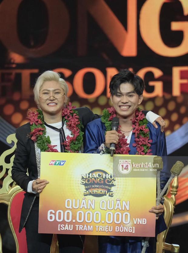 Nhạc hội song ca: Winner đốt cháy sân khấu Chung kết, Vicky Nhung - Thanh Sang đăng quang Quán quân - Ảnh 4.