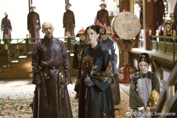 Diên Hi Công Lược tập cuối: Phó Hằng tử trận nơi sa trường, Kế hậu Xa Thi Mạn tự tay cắt đi mái tóc thề - Ảnh 5.
