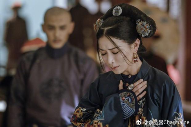 Diên Hi Công Lược tập cuối: Phó Hằng tử trận nơi sa trường, Kế hậu Xa Thi Mạn tự tay cắt đi mái tóc thề - Ảnh 6.