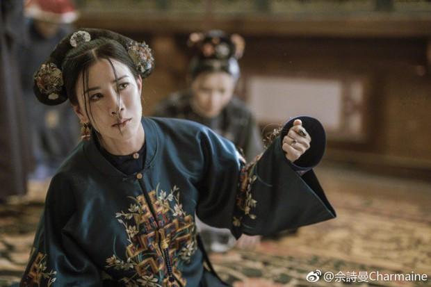 Diên Hi Công Lược tập cuối: Phó Hằng tử trận nơi sa trường, Kế hậu Xa Thi Mạn tự tay cắt đi mái tóc thề - Ảnh 7.