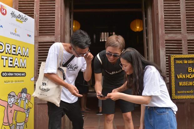 Jolie Nguyễn vẫn ngẩng cao đầu catwalk điệu nghệ dù thua Alex Fox tại thử thách Here We Go - Ảnh 3.