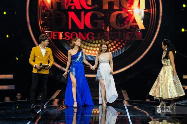 Nhạc hội song ca: Winner đốt cháy sân khấu Chung kết, Vicky Nhung - Thanh Sang đăng quang Quán quân - Ảnh 15.
