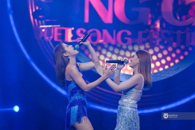 Nhạc hội song ca: Winner đốt cháy sân khấu Chung kết, Vicky Nhung - Thanh Sang đăng quang Quán quân - Ảnh 16.
