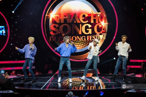 Nhạc hội song ca: Winner đốt cháy sân khấu Chung kết, Vicky Nhung - Thanh Sang đăng quang Quán quân - Ảnh 8.