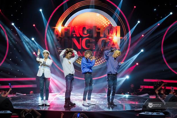 Nhạc hội song ca: Winner đốt cháy sân khấu Chung kết, Vicky Nhung - Thanh Sang đăng quang Quán quân - Ảnh 9.