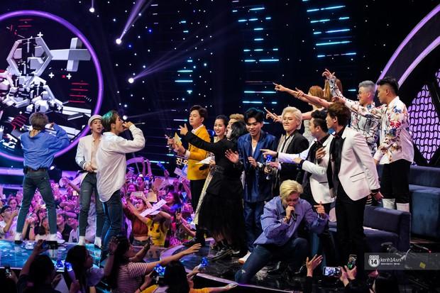 Nhạc hội song ca: Winner đốt cháy sân khấu Chung kết, Vicky Nhung - Thanh Sang đăng quang Quán quân - Ảnh 10.