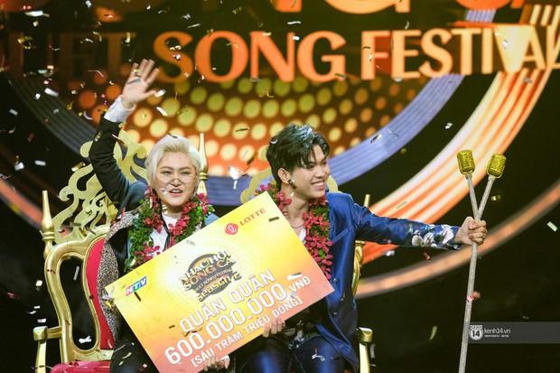 Nhạc hội song ca: Winner đốt cháy sân khấu Chung kết, Vicky Nhung - Thanh Sang đăng quang Quán quân - Ảnh 5.