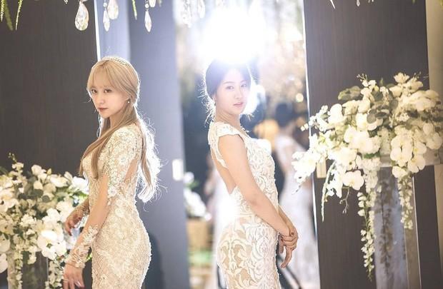 Gác lại hình ảnh Hói ca tăng động, Hani (EXID) đằm thắm, dịu dàng bất ngờ khi mặc váy cưới - Ảnh 2.