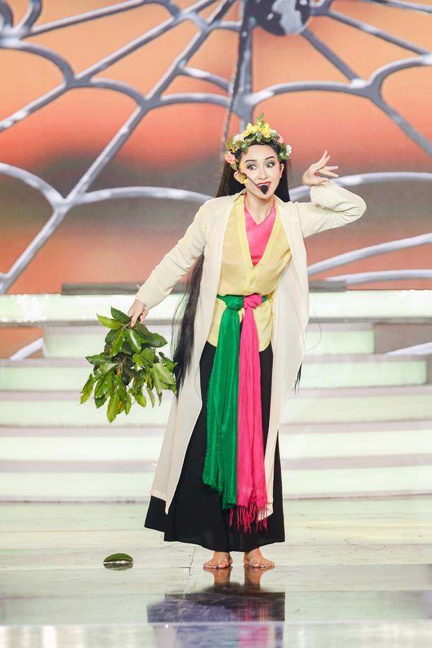 Á hậu Hà Thu, Anh Tú dừng chân trước Chung kết Gương mặt thân quen trong tiếc nuối - Ảnh 6.