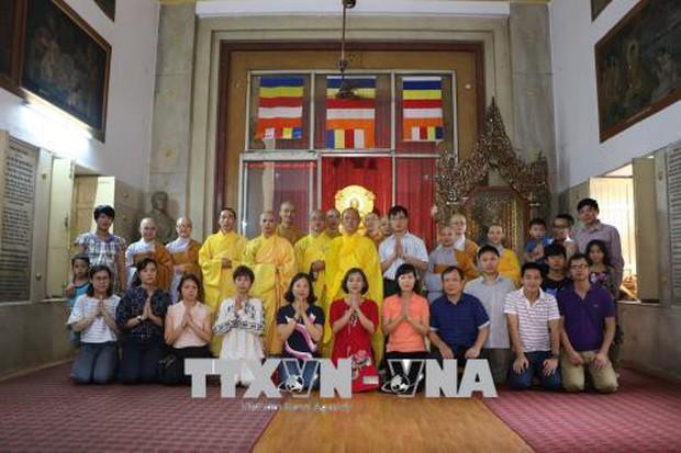 Vu lan báo hiếu - Nét văn hóa đẹp được người Việt ở Ấn Độ gìn giữ - Ảnh 2.