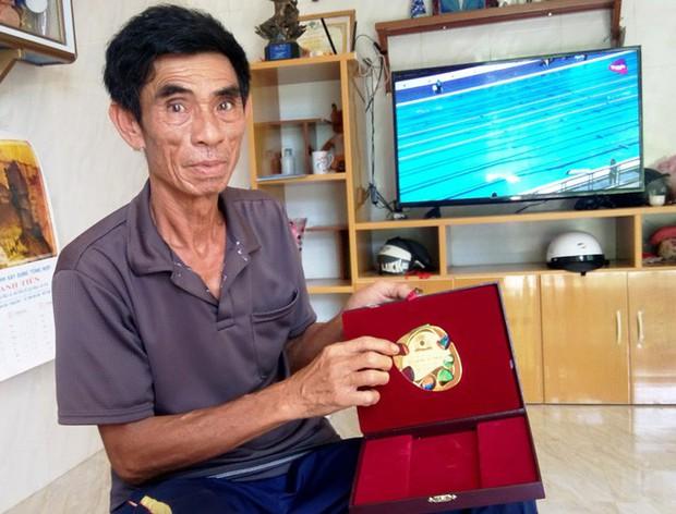 Chú rái cá sông Gianh Nguyễn Huy Hoàng và hành trình đến huy chương lịch sử môn bơi ASIAD - Ảnh 2.