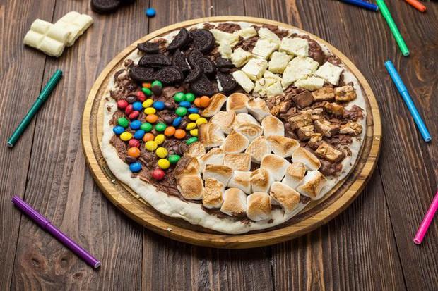 Đã quá quen với pizza nhưng bạn đã từng nghe đến những phiên bản pizza độc lạ này chưa? - Ảnh 6.