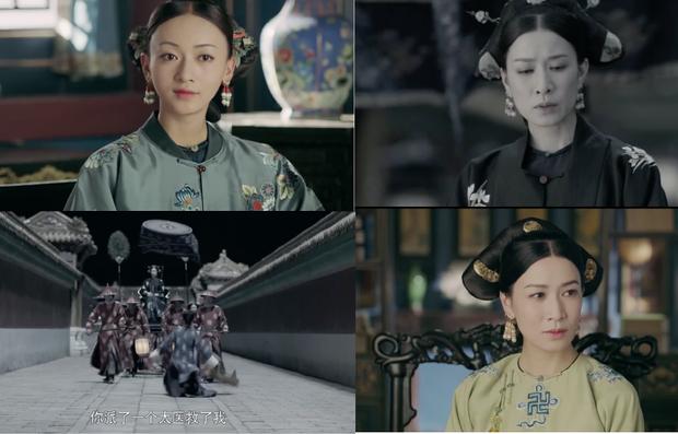 Diên Hi Công Lược hấp dẫn đến tập cuối cùng: Nguỵ Anh Lạc chính thức trở thành Hoàng quý phi, trả thù cũ một cách xuất sắc - Ảnh 9.