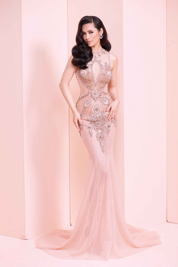 Giữa dàn người đẹp Hoa hậu Hoàn vũ Việt Nam, HHen Niê nổi bật với nhan sắc đầy sắc sảo và cá tính - Ảnh 11.