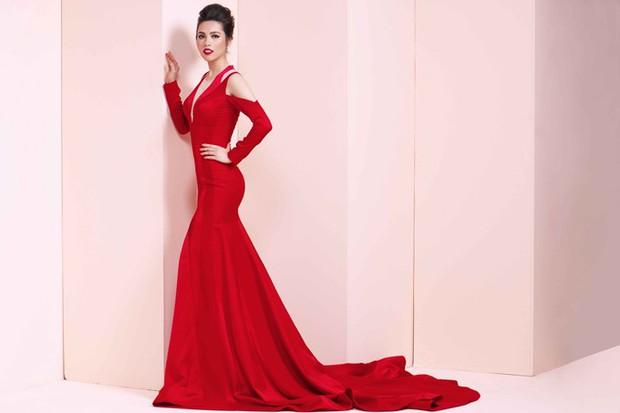 Giữa dàn người đẹp Hoa hậu Hoàn vũ Việt Nam, HHen Niê nổi bật với nhan sắc đầy sắc sảo và cá tính - Ảnh 12.
